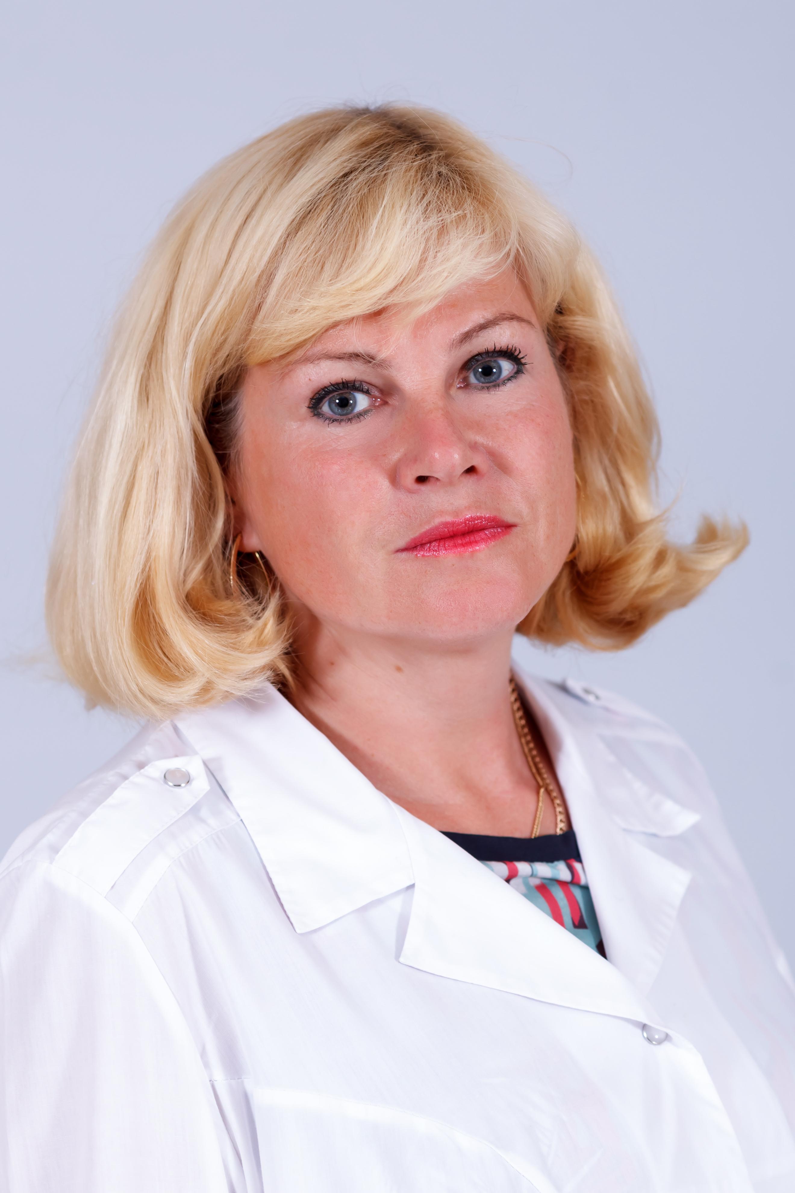 Елисеева Марина Владимировна
